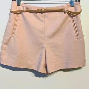 Zara Basic Shorts
